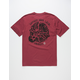 ROARK REVIVAL Support Your Local Savages Mens T-Shirt
