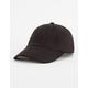 Microsuede Womens Baseball Hat