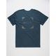 RVCA Baller Fade Mens T-Shirt