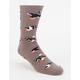 VANS x Nintendo Duck Hunt Mens Crew Socks