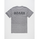 ROARK REVIVAL Burnt Mens T-Shirt