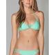 RIP CURL Alana's Closet Aloha Too Bikini Top
