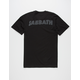 WEATHER MTN Sabbath Mens T-Shirt