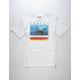 HURLEY Multi Cali Mens T-Shirt