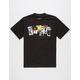 FAMOUS STARS & STRAPS Trashed Mens T-Shirt