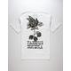 FAMOUS STARS & STRAPS Lucky Rose Mens T-Shirt