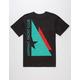 ASPHALT YACHT CLUB Sail Lock Up Mens T-Shirt