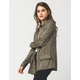 FULL TILT Welt Pocket Womens Anorak