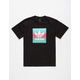 ADIDAS Blackbird Gradient Boys T-Shirt