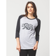 THE NORTH FACE Bearitage Womens Raglan Tee