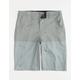 VALOR Royal Colorblocked Boys Hybrid Shorts