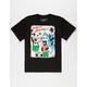 RIOT SOCIETY Party Animals Boys T-Shirt