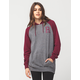 YOUNG & RECKLESS Varsity Reckless Womens Hoodie