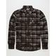 NEFF Burger Boys Mens Flannel Shirt
