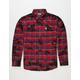 NEFF Burger Boys Mens Flannel Shirt