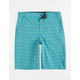 VALOR Riptide Boys Hybrid Shorts