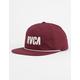 RVCA Jagged Mens Snapback Hat