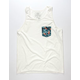 RIP CURL Echo Beach Mens Tank