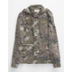 FULL TILT Camo Girls Twill Anorak