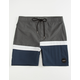 RVCA Block Out Mens Boardshorts