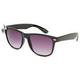 FULL TILT Stripe Bow Classic Sunglasses