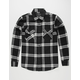 SHOUTHOUSE Huron Mens Flannel Shirt