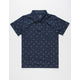 BLUE CROWN Cusco Boys Polo Shirt