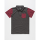 BLUE CROWN Santa Fe Boys Polo Shirt