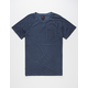 RSQ Collective Garage Mens Pocket Tee
