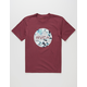 RVCA Motors Boys T-Shirt