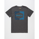 RVCA Invert Hex Mens T-Shirt