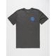 RVCA Motors Chest Mens T-Shirt