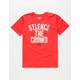 UNDER ARMOUR Silence The Crowd Boys T-Shirt
