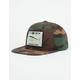 SALTY CREW Ahi Patch Mens Snapback Hat