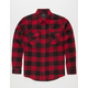 SHOUTHOUSE Bill Mens Flannel Shirt