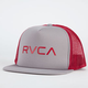RVCA RVCA Steel Mens Trucker Hat