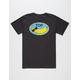 VON ZIPPER Top Banana Mens T-Shirt