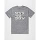 VON ZIPPER Two Lips Mens T-Shirt