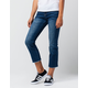 INDIGO REIN Straight Crop Womens Jeans
