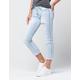INDIGO REIN Straight Crop Womens Jeans