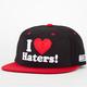 DGK Haters Boys Snapback Hat