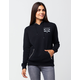 YOUNG & RECKLESS Divded Down Womens Hoodie
