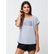 THE NORTH FACE Burn-Out Womens Tee