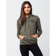 YOUNG & RECKLESS Over Pass Womens Hoodie
