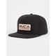 RVCA Big Blocks Mens Snapback Hat