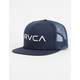 RVCA Foamy Mens Trucker Hat
