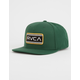 RVCA Indus Mens Snapback Hat