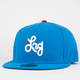 LRG Cycle Of Life New Era Mens Fitted Hat
