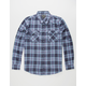 RETROFIT Moose Mens Flannel Shirt