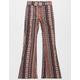 FULL TILT Autumn Print Girls Flare Pants
